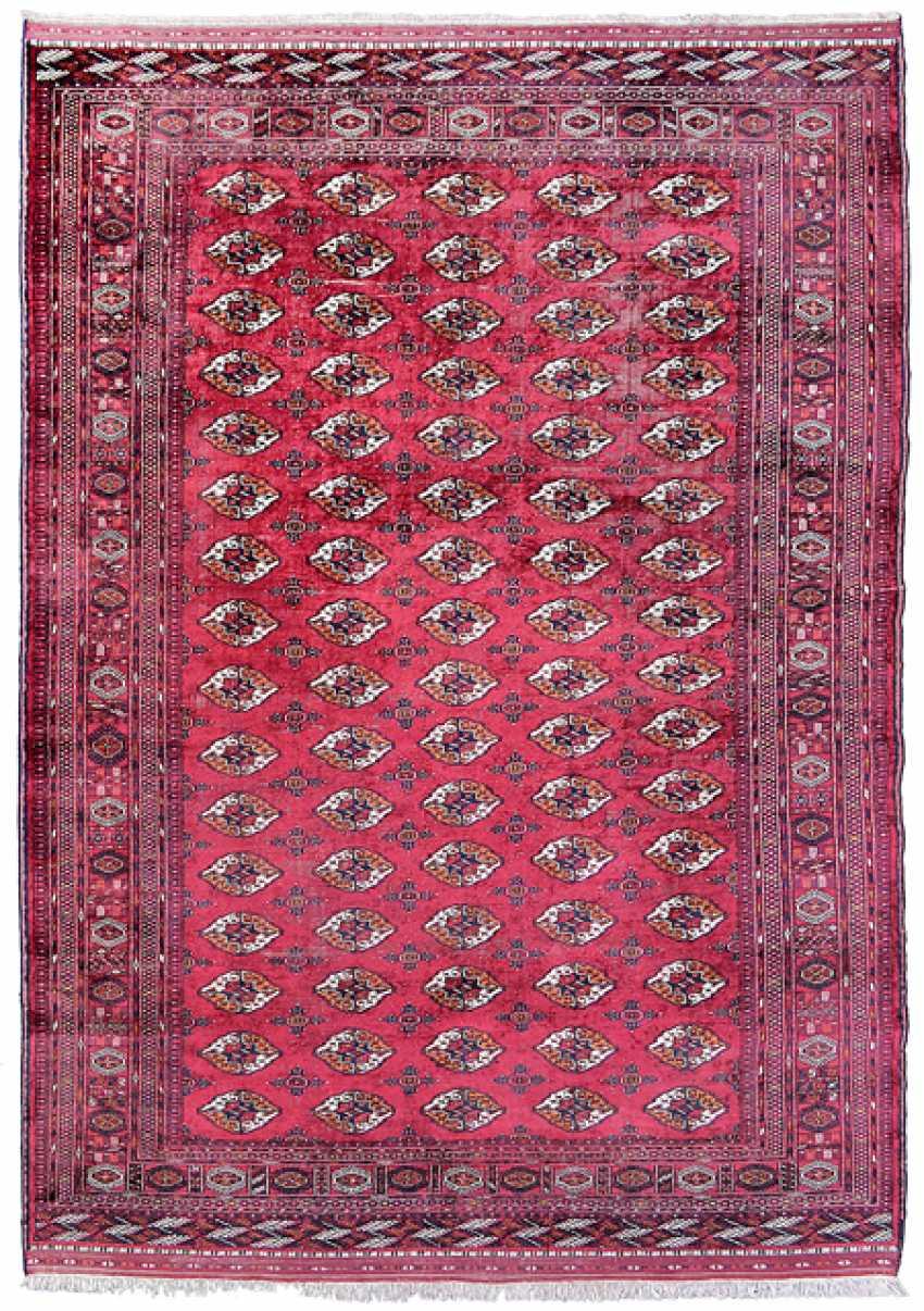 BUKHARA SILK CARPET - photo 1