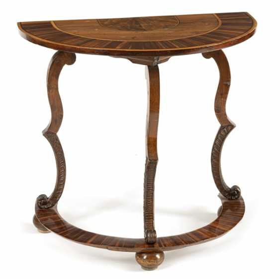 Console Table, Baroque Style - photo 1