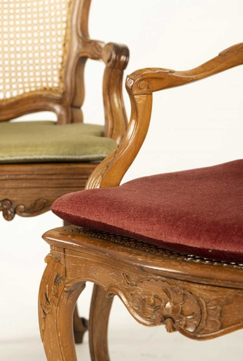 3 Rokoko-Chairs - photo 2
