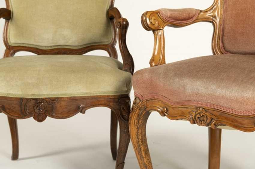 2 Rokoko-Chairs - photo 2
