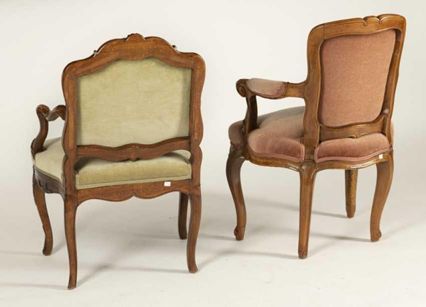 2 Rokoko-Chairs - photo 3