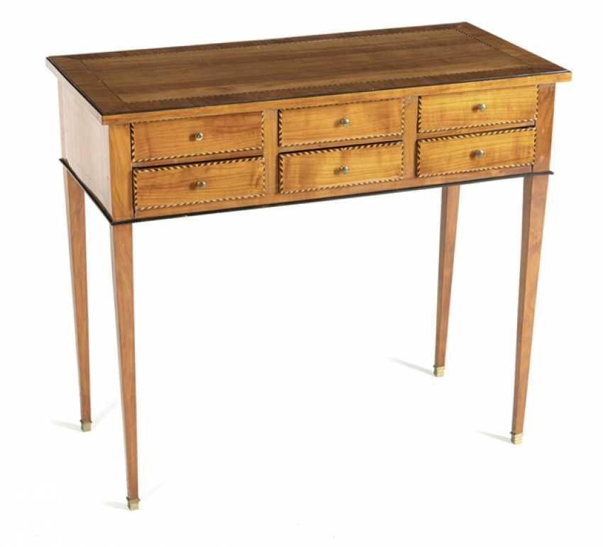 Desk,Biedermeier Style, - photo 1