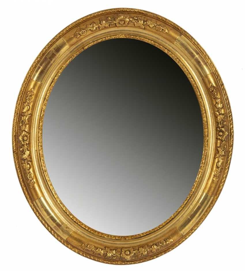 Oval Mirror - photo 1