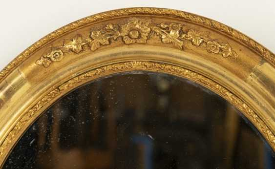 Oval Mirror - photo 2