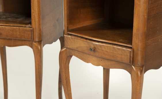 Pair Of Night Tables, France, - photo 2