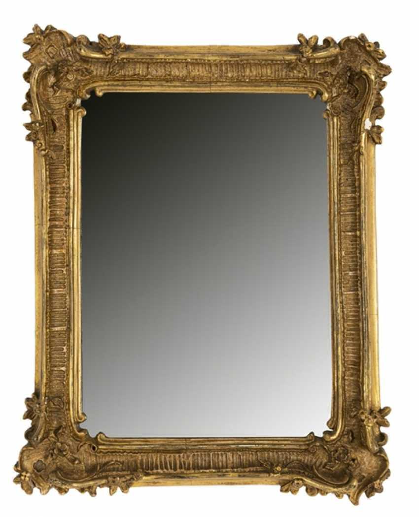 Mirror, Baroque Style - photo 1