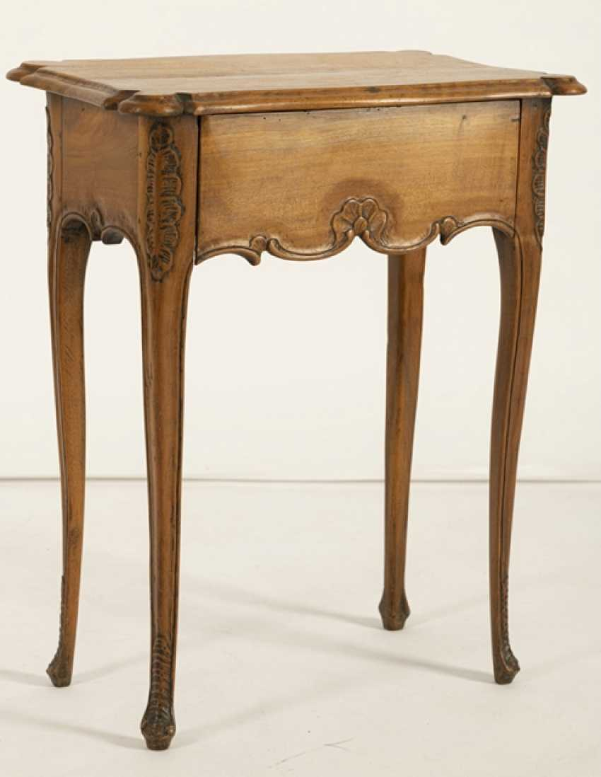 Dissecting Table, Rococo Style, - photo 2