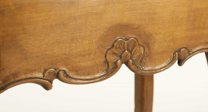 Dissecting Table, Rococo Style, - photo 3