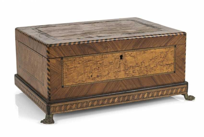 Write box 19. Century., - photo 1