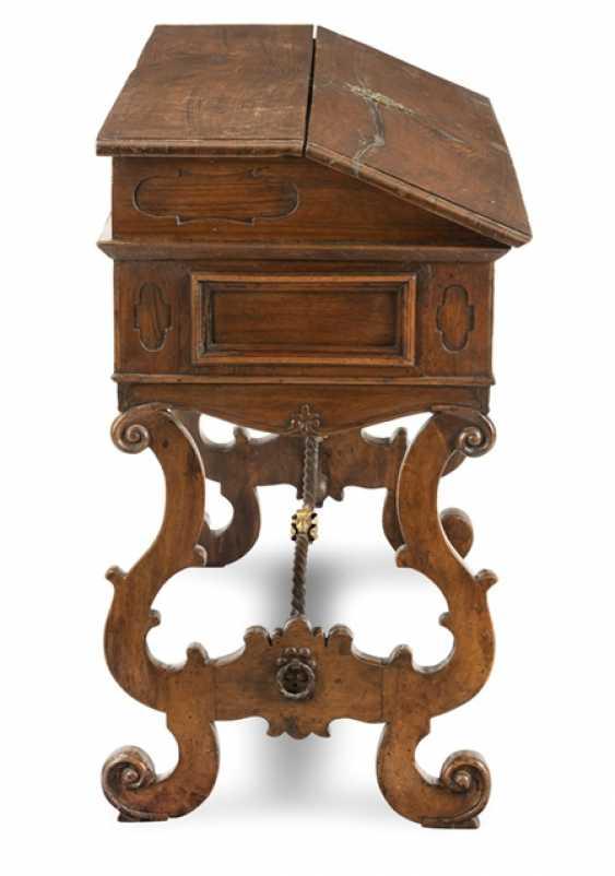 Baroque-Oblique Flaps Secretary, - photo 3