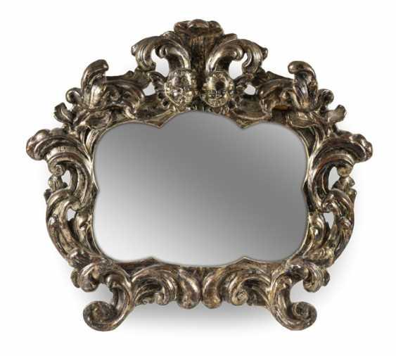 Rococo Canon Panel As A Mirror, - photo 1