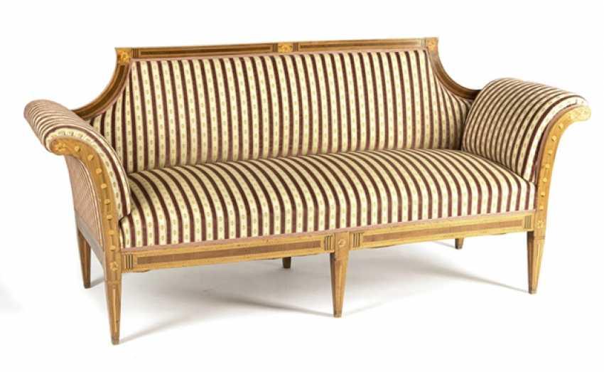 Louis-Xvi-Sofa - photo 1