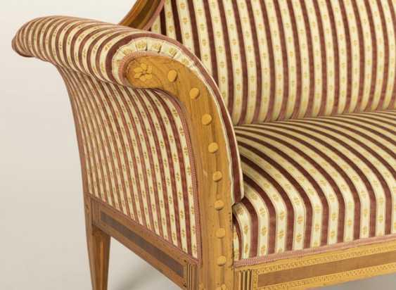 Louis-Xvi-Sofa - photo 2