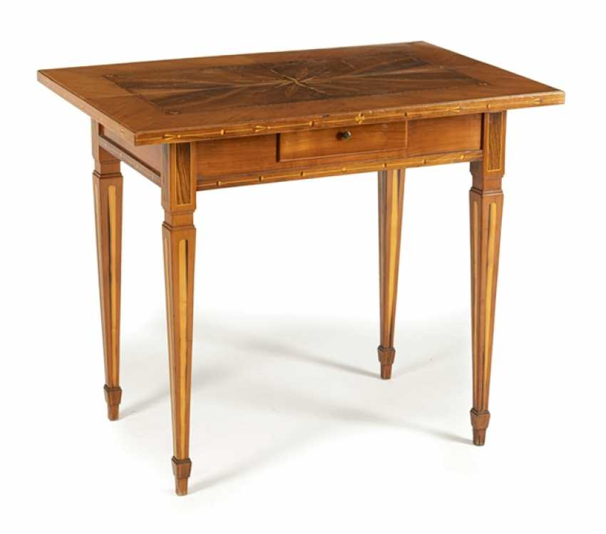 Louis-Xvi-Table - photo 1