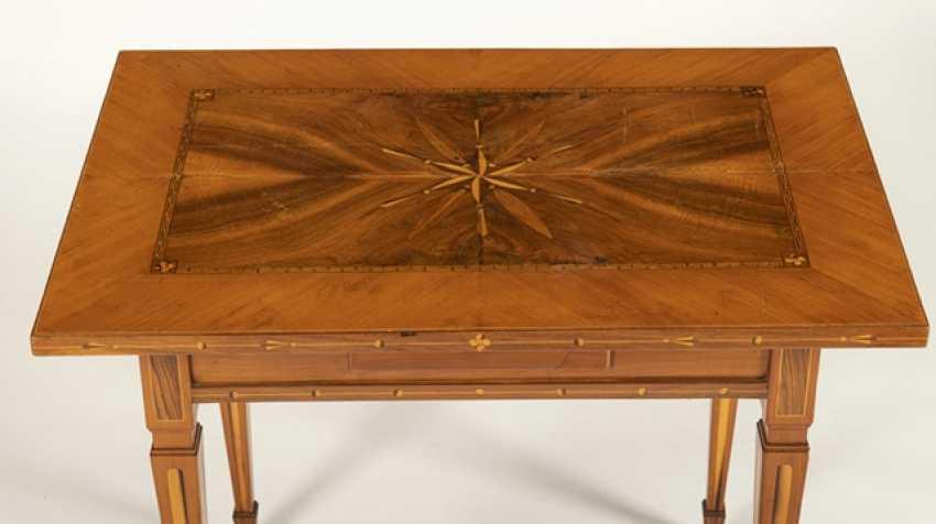 Louis-Xvi-Table - photo 2