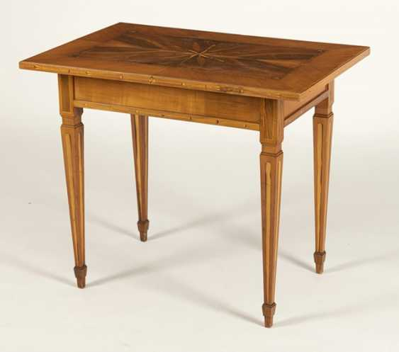Louis-Xvi-Table - photo 3
