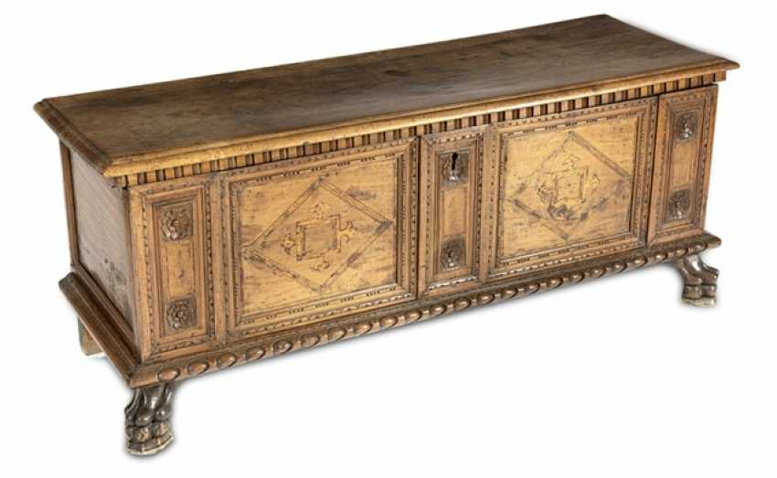 Baroque Chest, Italy, At The End Of - photo 1