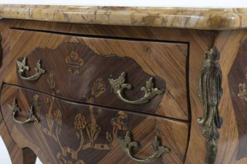 Model-Chest Of Drawers, Louis Xv Style, - photo 4