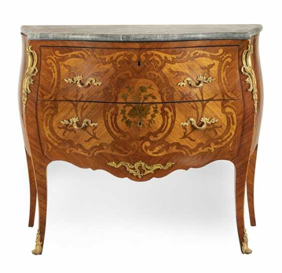 Chest Of Drawers, Louis Xv-Style - photo 1