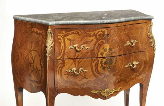 Chest Of Drawers, Louis Xv-Style - photo 3