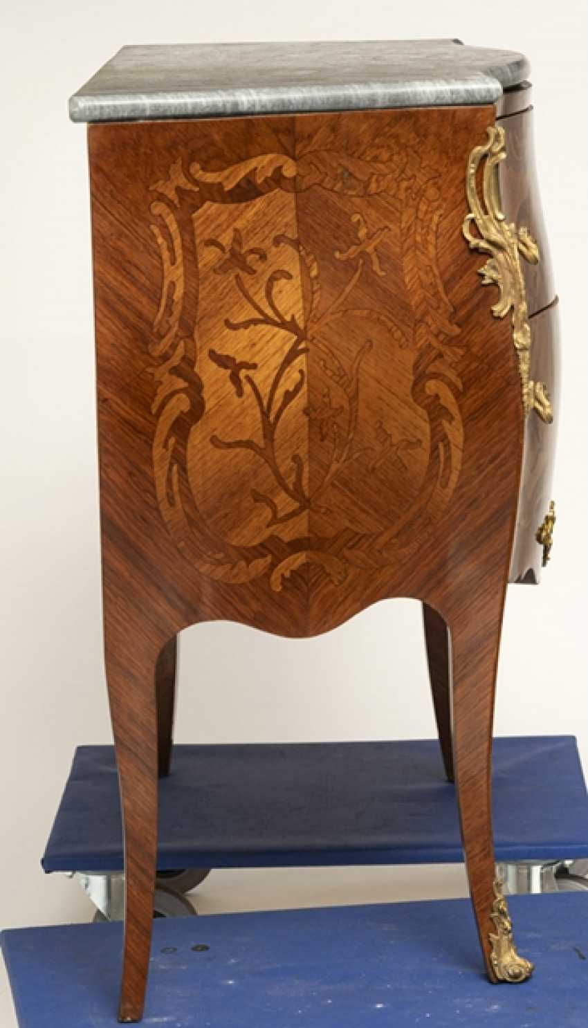 Chest Of Drawers, Louis Xv-Style - photo 4