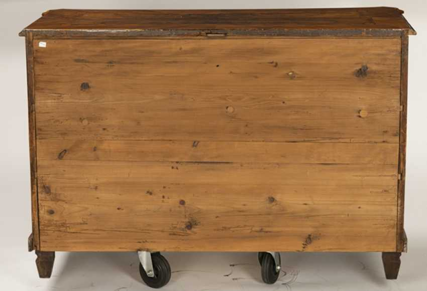 Louis Xvi Chest Of Drawers - photo 4