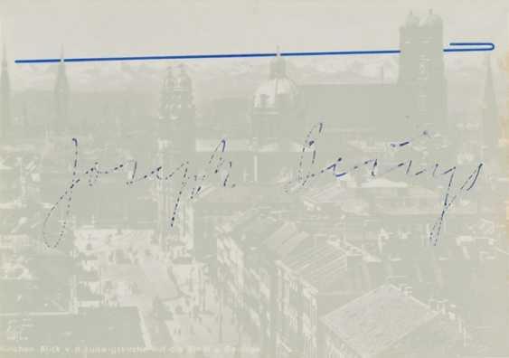 Beuys, Joseph - 5 Bl - photo 5