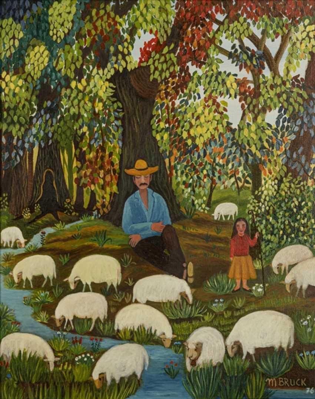 Bruck, Mila - The vigilant shepherd - photo 1