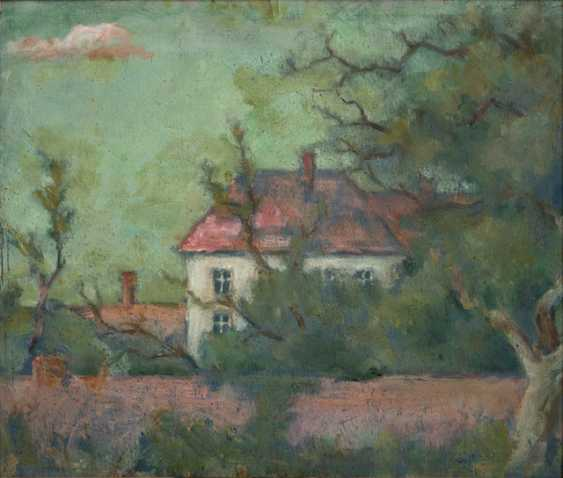 Buchholz, Erich - the house in the landscape - photo 1