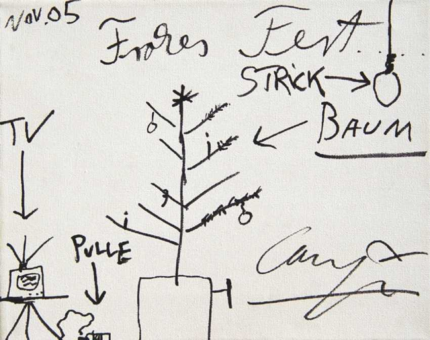 Campino, d. i., Andreas Frege - Merry Christmas - photo 1