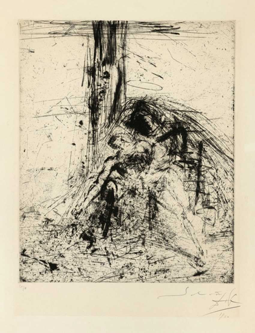 Dalí, Salvador - Deposition from the Cross - photo 1