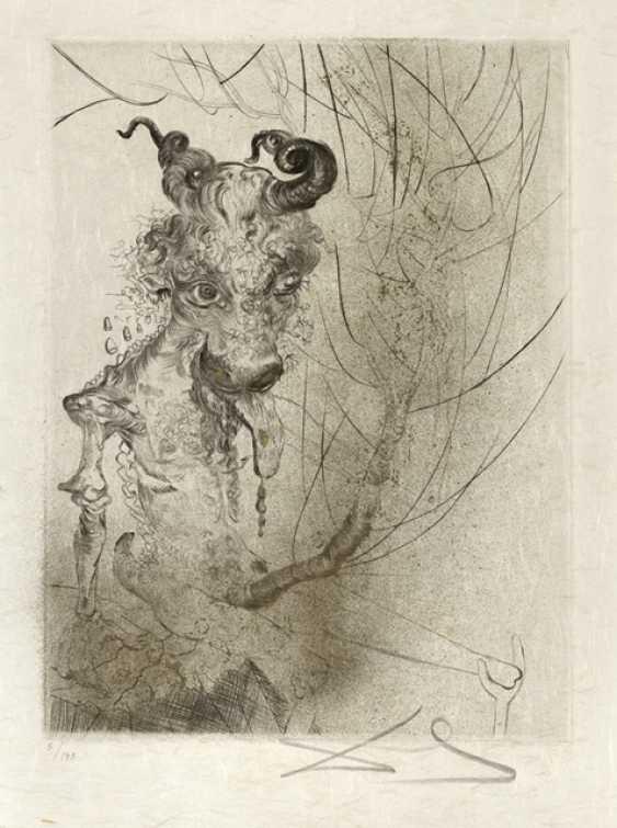 Dalí, Salvador - Head of calf - photo 1