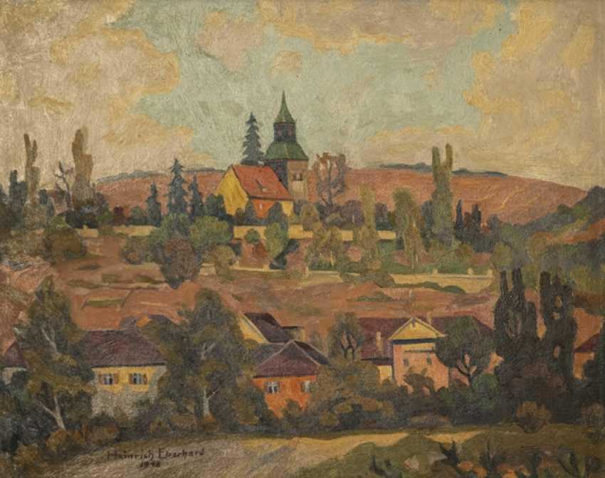 Eberhard, Heinrich - Swabian Village - photo 1