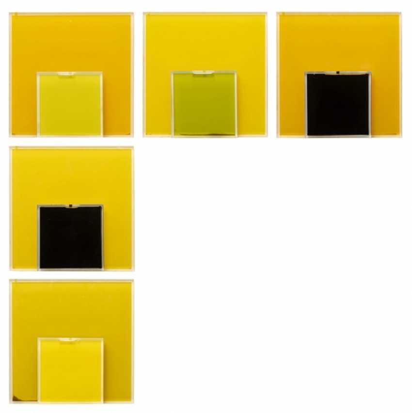 Elsner, Jürgen - The color of the Oil - photo 2