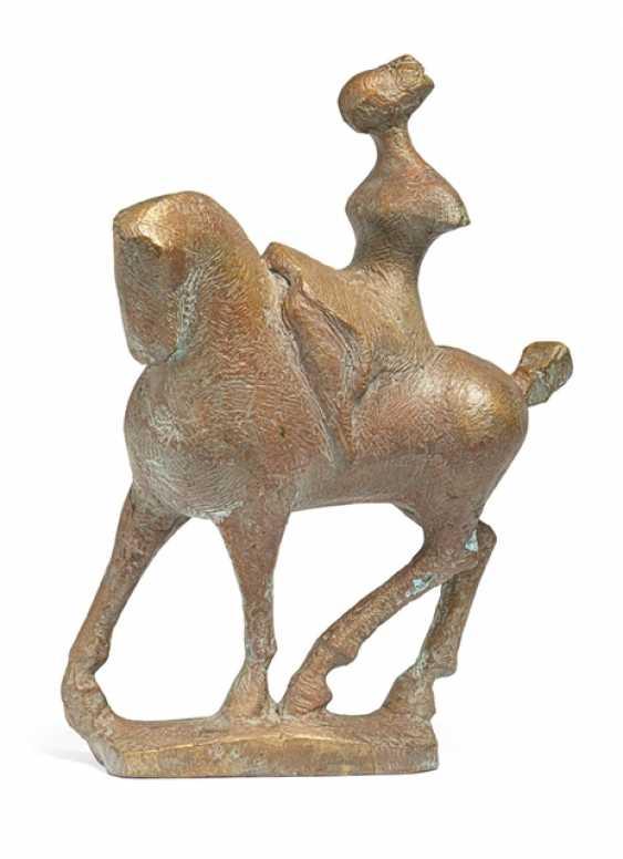 Engelin-Hommes, Gisela - Rider on a horse - photo 1