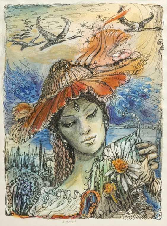 Franz-Osterwald, Gisela, Les Oiseaux Migrateurs - photo 1