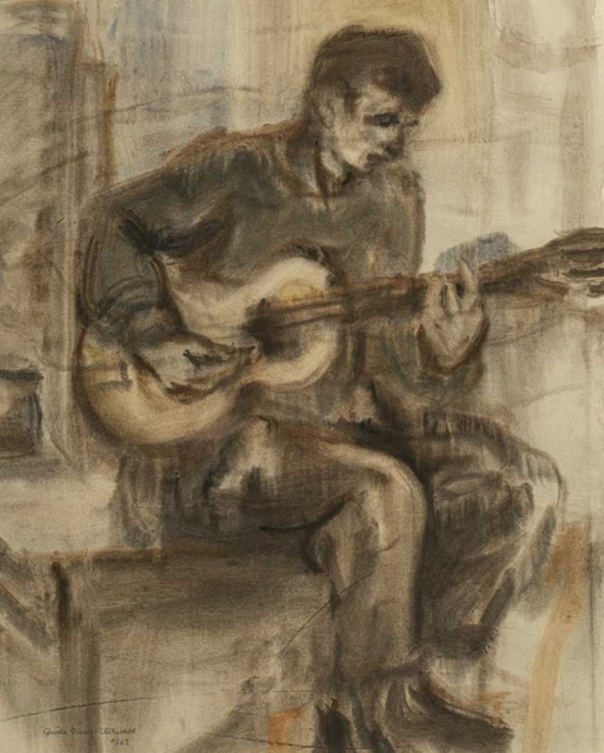 Franz Osterwald, Gisela - Guitar Player - photo 1