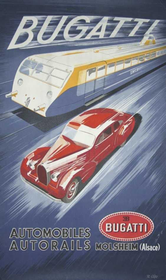 Géri, R. - Bugatti - photo 1