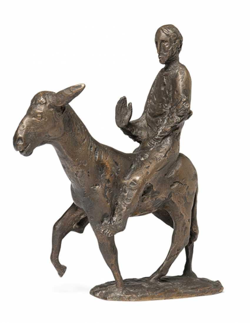 Gierer, Hermann - Donkey Rider - photo 1