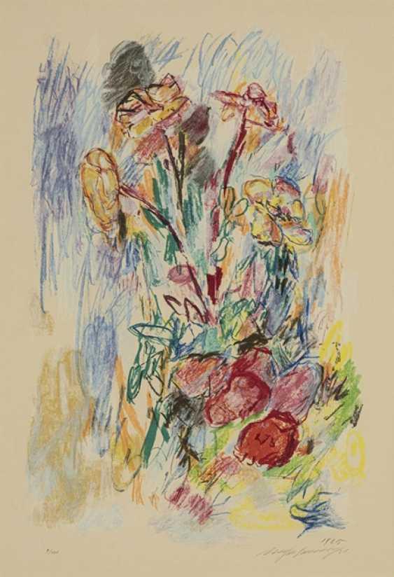 Henninger, Manfred - Flowers - photo 1
