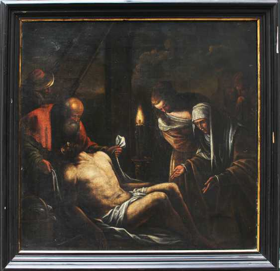 Francesco Bassano the Younger (1549–1592)-attributed, Descention from the Cross - photo 1