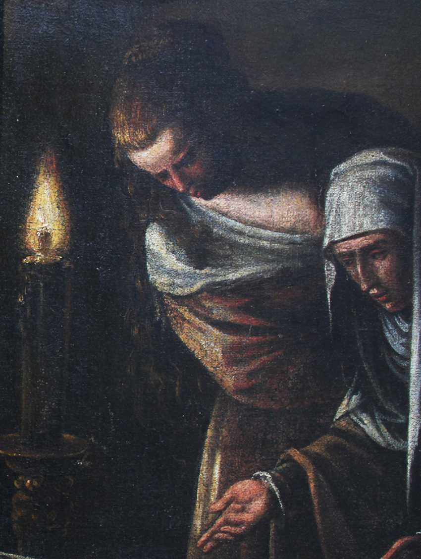 Francesco Bassano the Younger (1549–1592)-attributed, Descention from the Cross - photo 3