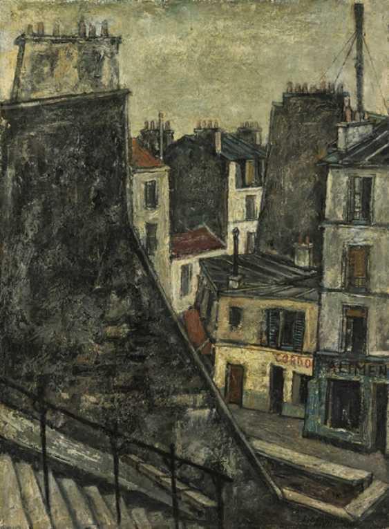 Lipkovitch, Eugen - houses in Paris - photo 1