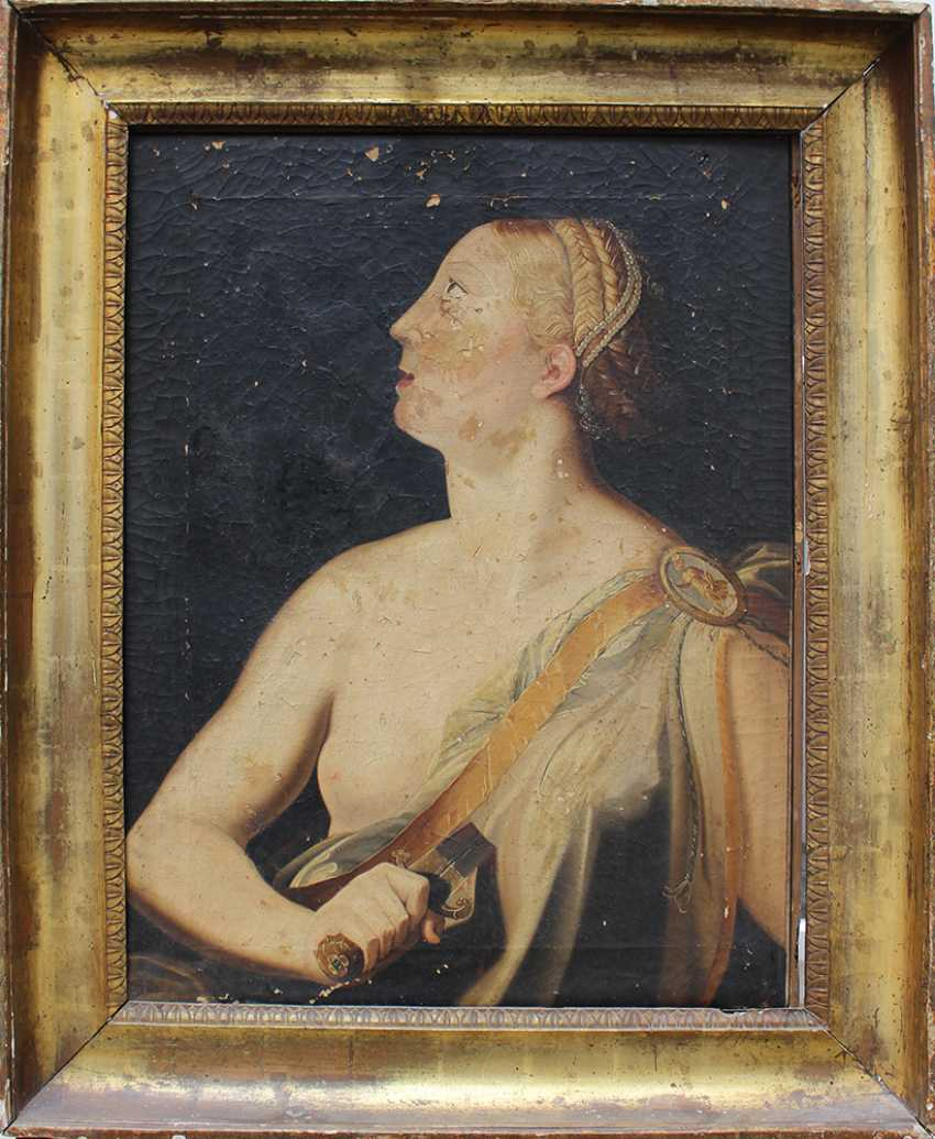 Giovanni Girolamo Savoldo (1480-1548)-follower, Lucretia - photo 1