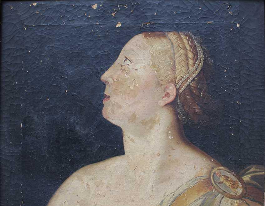 Giovanni Girolamo Savoldo (1480-1548)-follower, Lucretia - photo 2