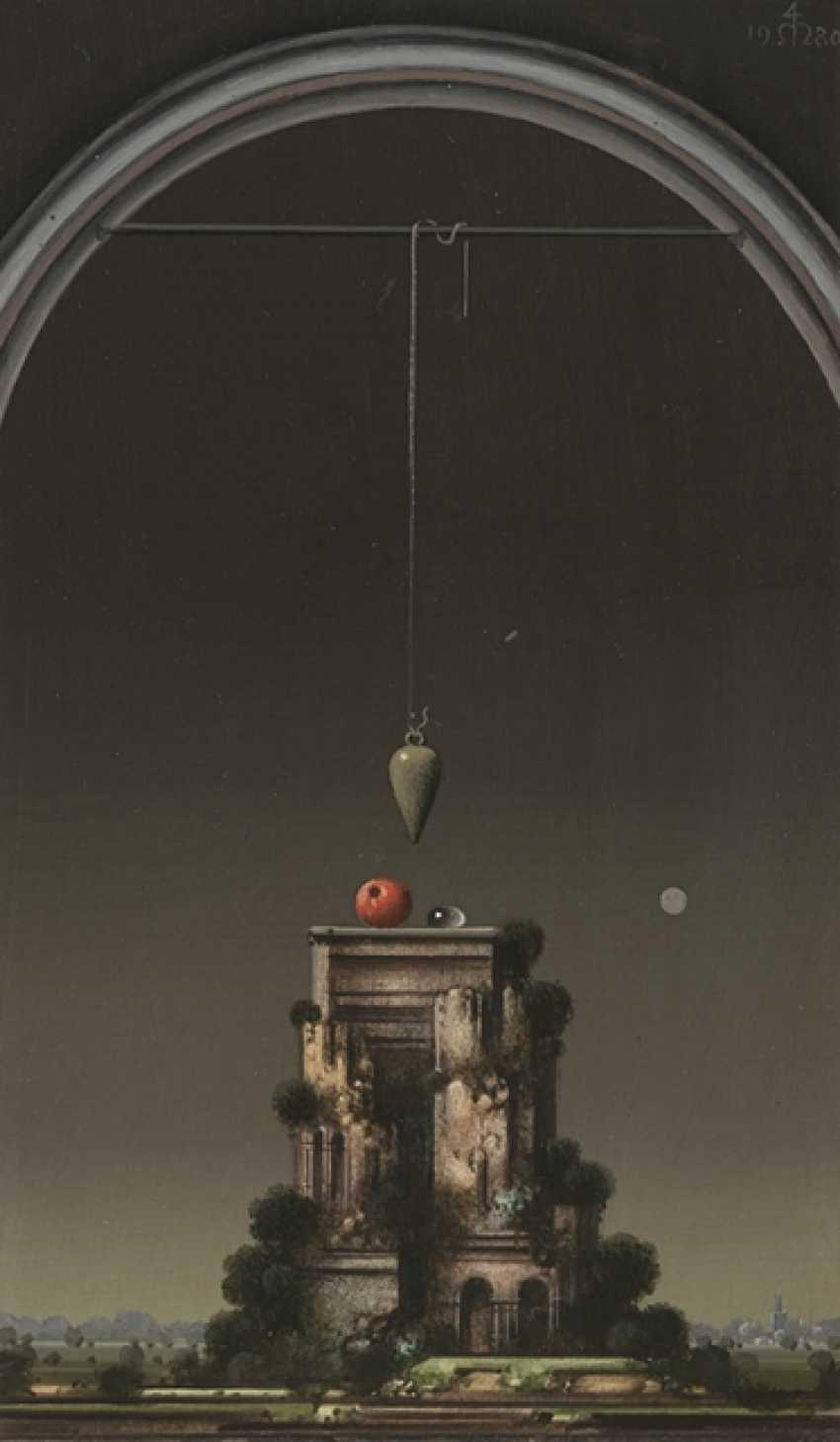 Maass, Hans - The Pendulum - photo 1
