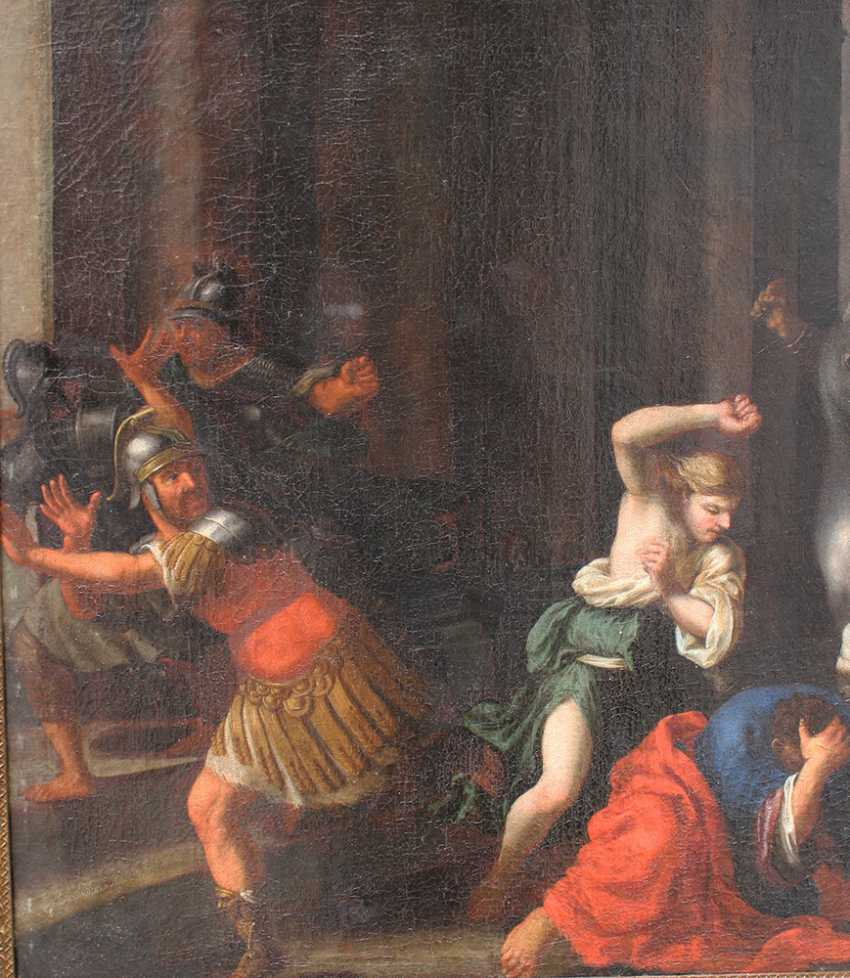 Italian School 17th Century, Old Testament scene - photo 3
