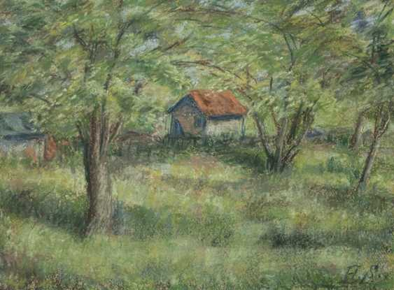 Monogram A. S. - the house of mist under the trees - photo 1