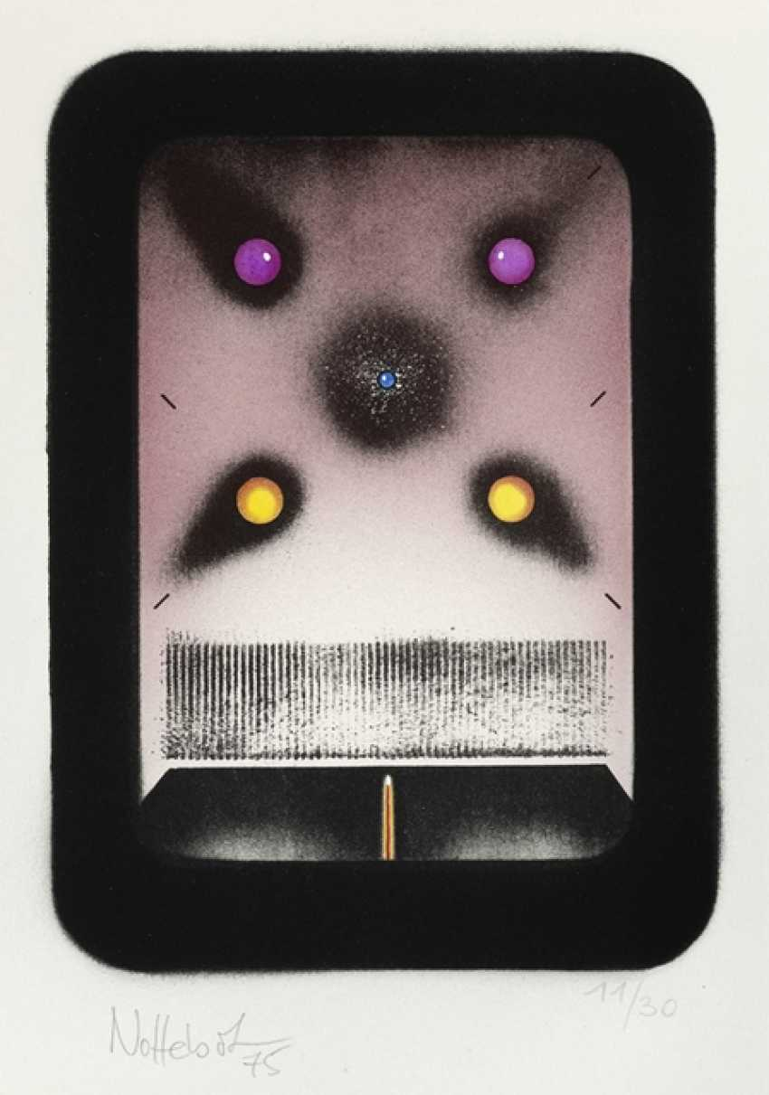 """Nottebohm, Andreas - 3 cassettes: """"Eight pictures from the valley"""" - photo 4"""