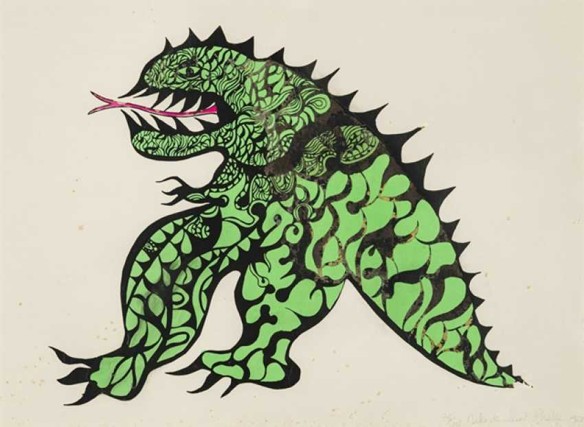 Saint Phalle, Niki de - You're my dragon - photo 1